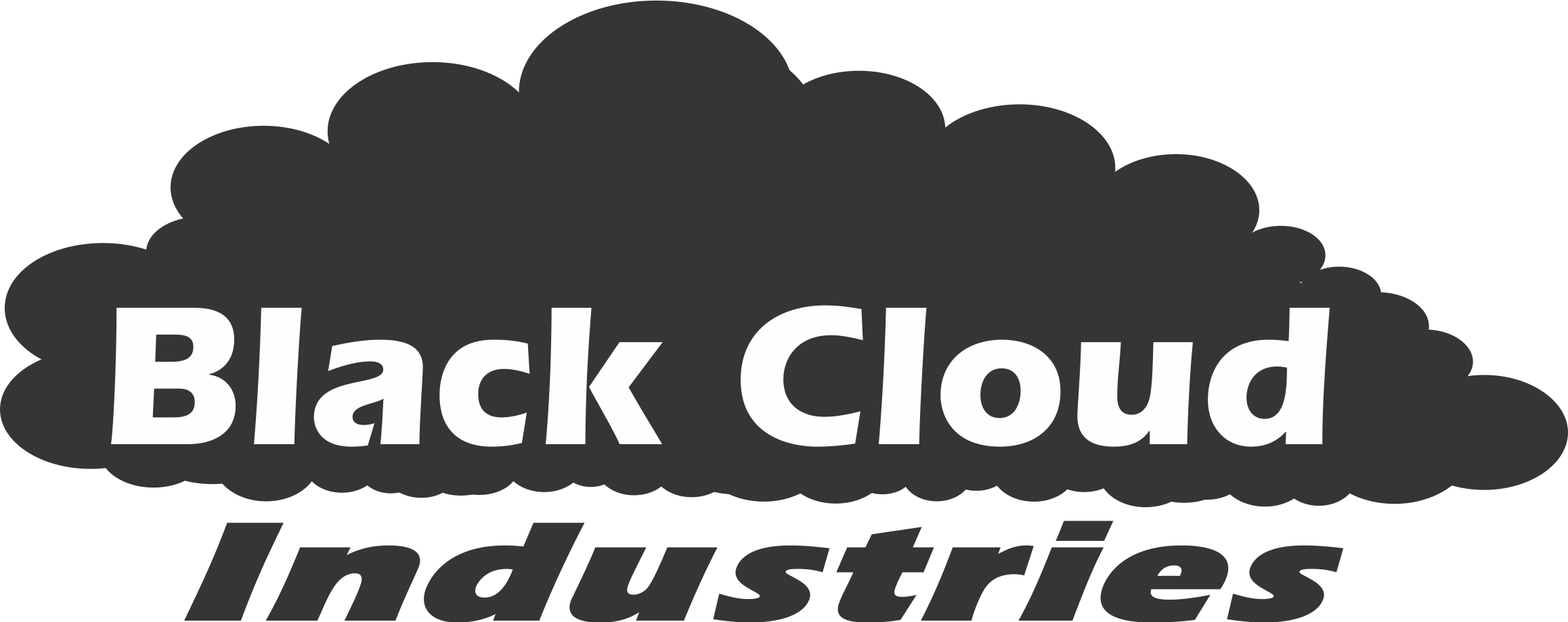 Black Cloud Industries Logo