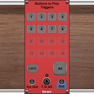 Buttons to Poly Triggers