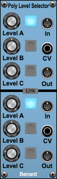 Poly Level Selector