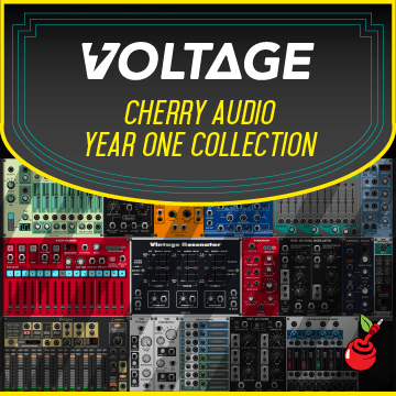 Cherry Audio Year One Collection