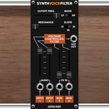 SynthVoice Filter