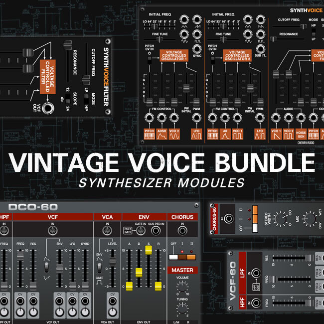 Vintage Voice Bundle
