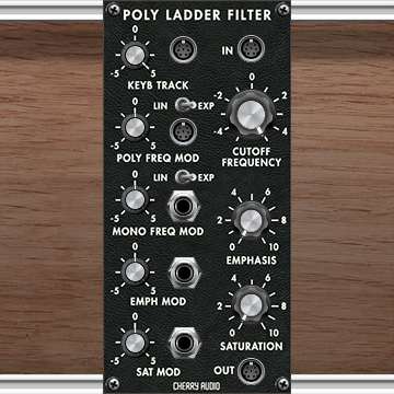 Poly Ladder Filter