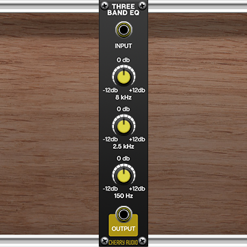 Three-Band EQ