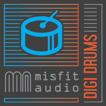 Misfit Audio Digi Drums Presets