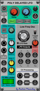Poly Delayed LFO