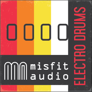 Misfit Audio Electro Drums