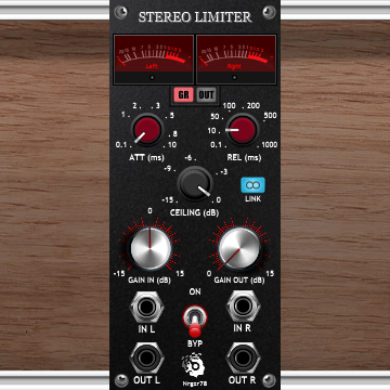 Stereo Limiter